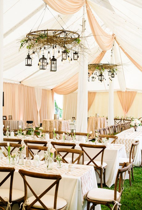 17 tent ideas for after florida wedding chapel ceremony old church this tent combines three of the previously mentioned ideasdrapery statement hanging installations and lanterns the mix has potential to overwhelm but junglespirit Gallery
